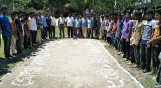 বিরামপুরে ক্রিকেট টুর্নামেন্ট শুরু