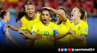 নেইমারদের সমান বেতন পাবেন ব্রাজিলের নারী ফুটবলাররা