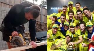 অস্ট্রেলিয়ার বিশ্বকাপ জয়ী ক্রিকেটার এখন কাঠমিস্ত্রি!