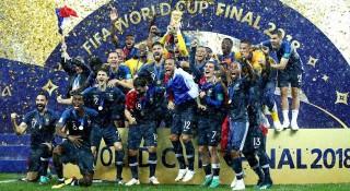 ফুটবল বিশ্বকাপের ফাইনাল দেখেছে ১.১২ বিলিয়ন দর্শক
