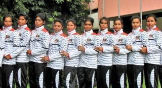 সোমবার ভারত যাচ্ছে ওমেন্স ইয়ুথ হ্যান্ডবল দল