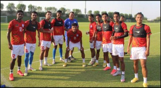 বাংলাদেশ-ভারত ফুটবল যুদ্ধ আজ