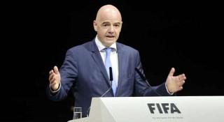 বিশ্ব ফুটবল নিয়ে শঙ্কায় ফিফা সভাপতি
