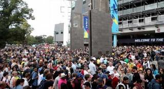 করোনায় আক্রান্ত নারী বিশ্বকাপ ফাইনালের দর্শক
