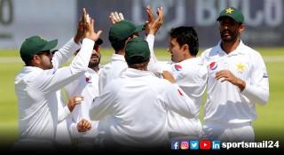 প্রথম টেস্টর জন্য পাকিস্তানের দল ঘোষণা