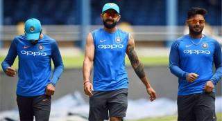 ইংল্যান্ড টেস্টে ভারতীয় দলে নতুন মুখ পান্থ