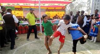 শেরপুরে আন্ত:প্রাথমিক বিদ্যালয় ক্রীড়া ও সাংস্কৃতিক প্রতিযোগিতা অনুষ্ঠিত