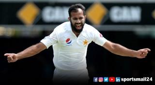 পাকিস্তানের টেস্ট দল ঘোষণা, দলে ওয়াহাব রিয়াজ