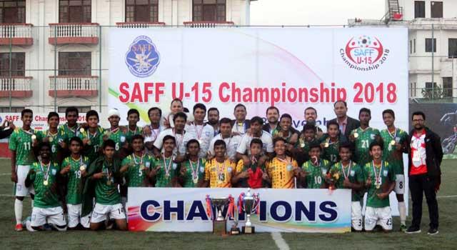 saff Football