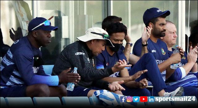 দ্বিতীয় টেস্টে নেই সাকিব, থাকছেন না টিম হোটেলেও