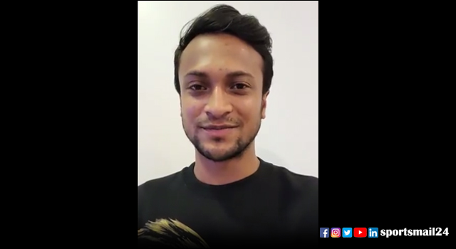 কলকাতার দলে ফিরে বার্তা দিলেন সাকিব