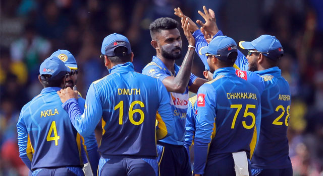 পাকিস্তান সফরে যাচ্ছে শ্রীলঙ্কা, নতুন করে দল ঘোষণা