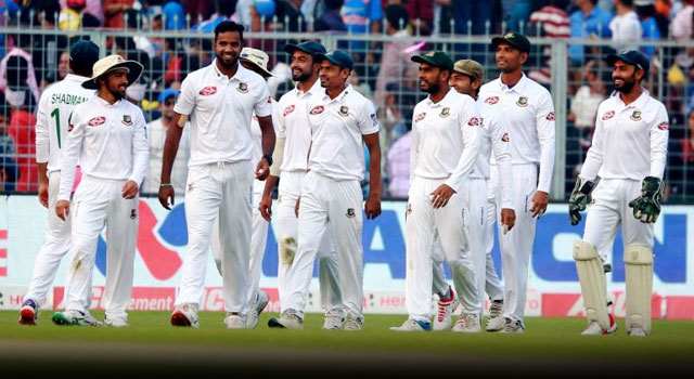 পাকিস্তান টেস্টে অধিনায়ক মমিনুল, দলে একাধিক পরিবর্তন