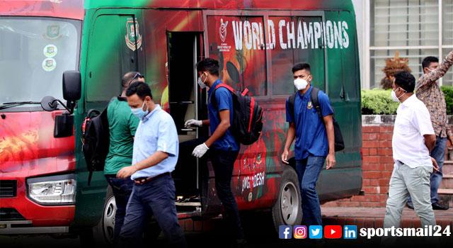 সিলেটে পাঁচটি ওয়ানডে ম্যাচ খেলবে অনূর্ধ্ব-১৯ দল