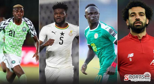 আফ্রিকান বর্ষসেরা ফুটবলারের সংক্ষিপ্ত তালিকা প্রকাশ