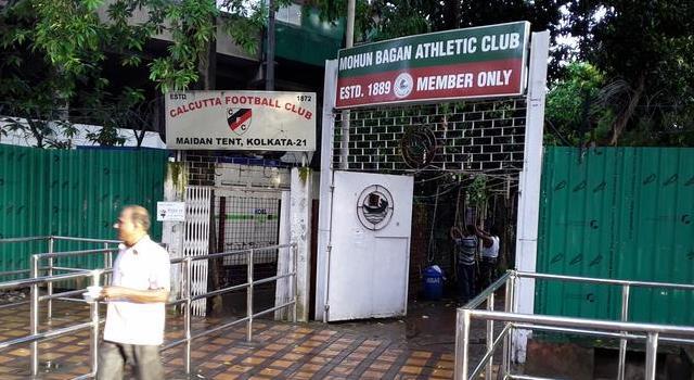 কলকাতার ফুটবলে রাজনীতির ছায়া