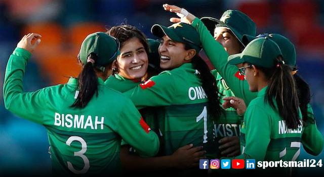 নতুন কোচ পেল পাকিস্তান নারী দল