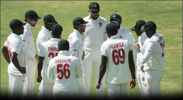 টেইলর-আরভিনকে ছাড়াই জিম্বাবুয়ের টেস্ট দল