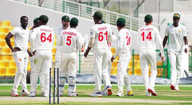 পাকিস্তানের বিপক্ষে জিম্বাবুয়ে টেস্ট দলে নতুন পাঁচ মুখ